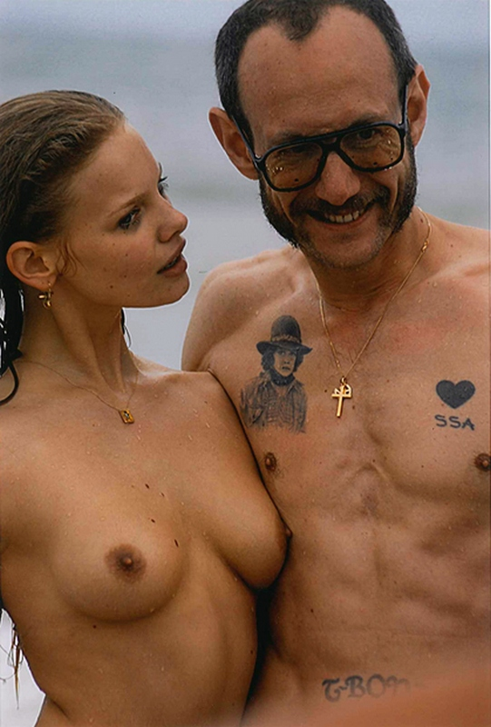 Terry Richardson Nude Graphy