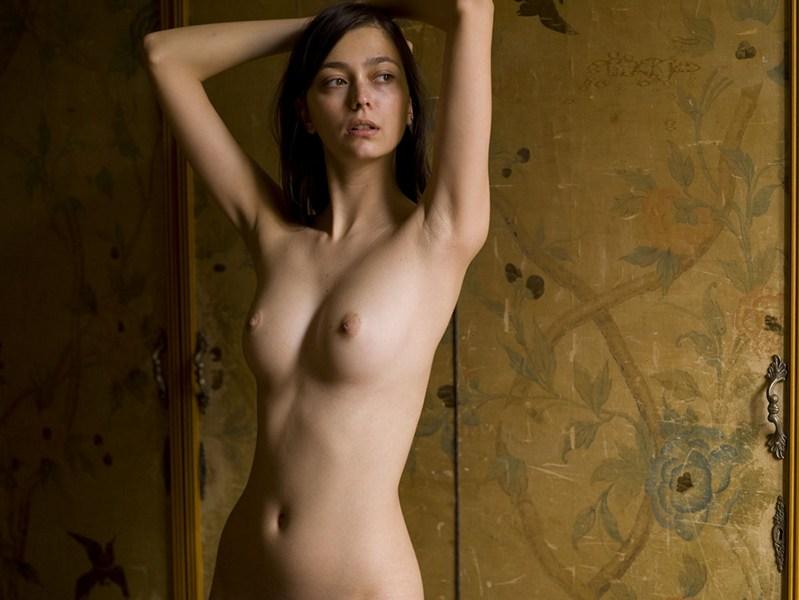 Morgane dubled full naked