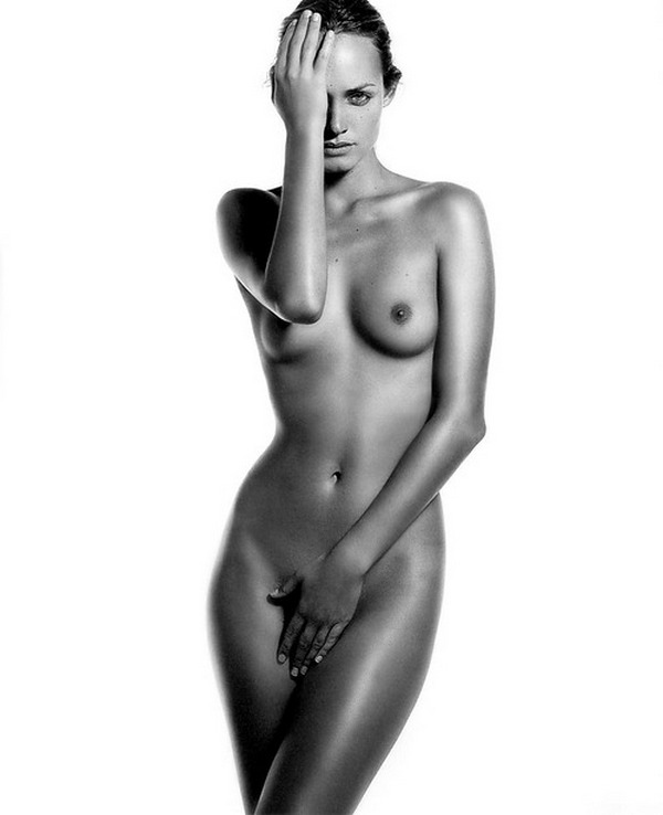 All amber valletta nude absolutely
