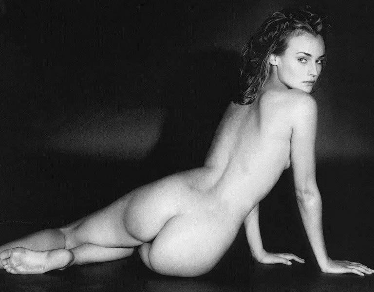 Diane Kruger bw ne