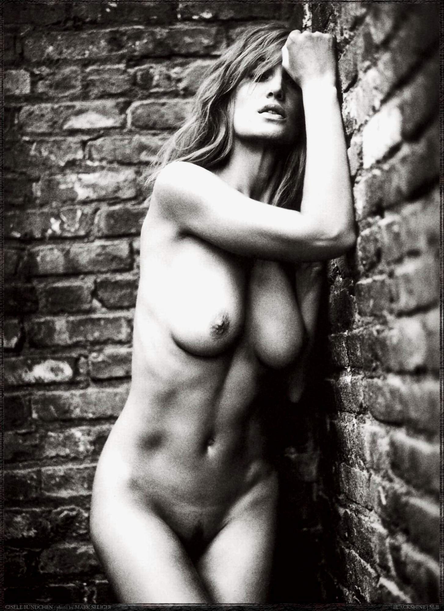 Hot gisele nude bundchen
